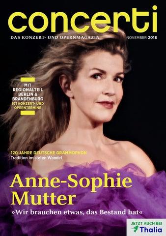 concerti Ausgabe Berlin & Brandenburg November 2018 by concerti ...
