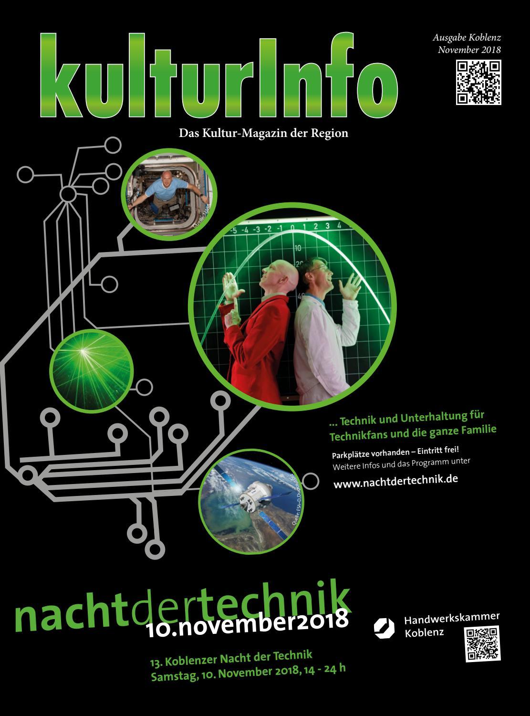 KulturInfo November 2018 by Kulturverlag Günther Schmitz - issuu