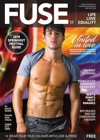 b9e832de175a FUSE59   Wear your true colours with love and pride by FUSE Magazine ...