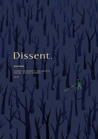 Dissent Journal 2018 by Sydney University Law Society - issuu 0ac3bad2993