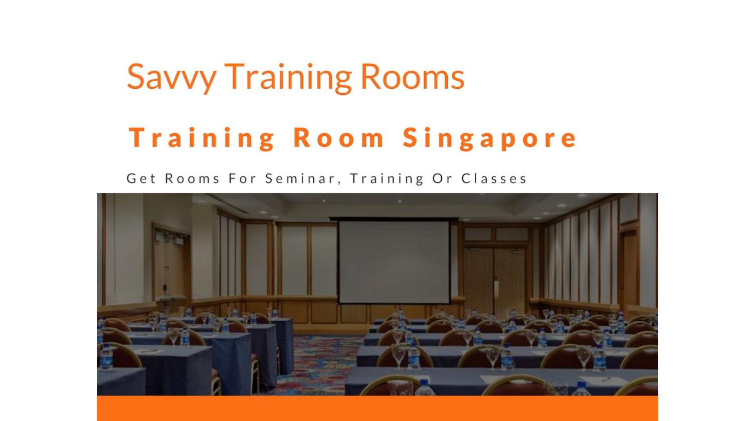 Improving Seminar Experiences With Seminar Room Rental