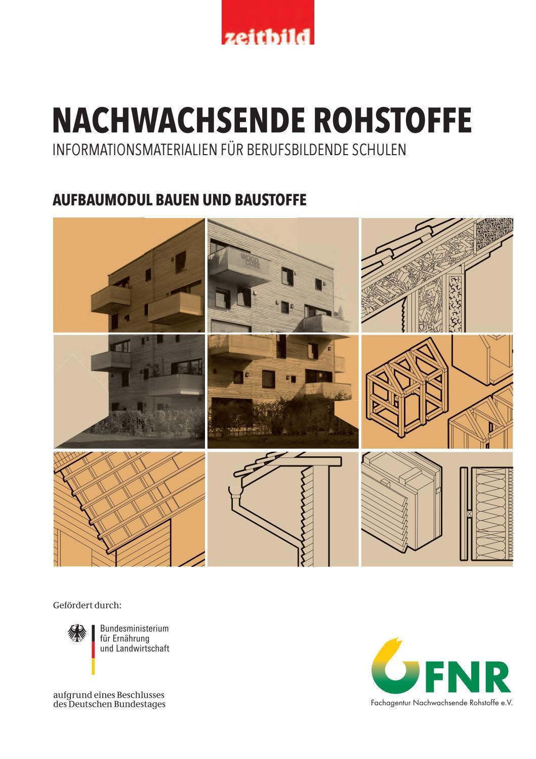 Basismodul Nachwachsende Rohstoffe By Zeitbild Verlag Issuu