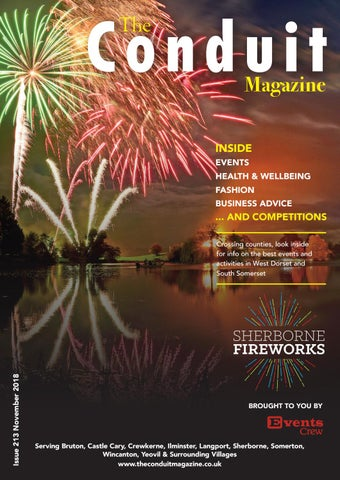 82b1cd3d20 The Conduit Magazine November 2018 by Shelleys the Printers Ltd - issuu