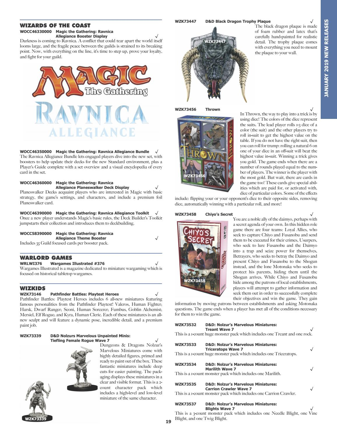 Meeple Monthly Magazine - November Issue by ACD Distribution - issuu