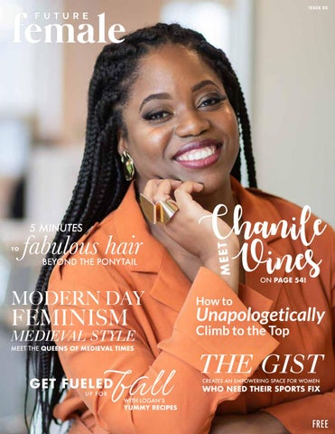 e679fe3fa5656 Future Female  Fall Issue 2018 by Future Female Magazine - issuu