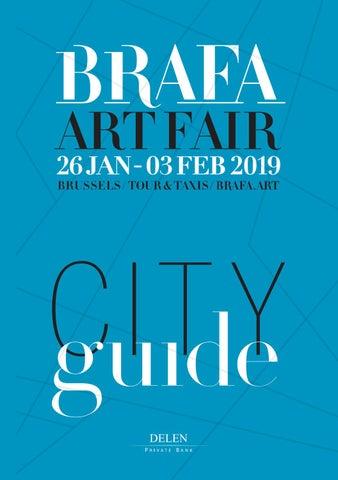 BRAFA Art Fair - BRAFA City Guide