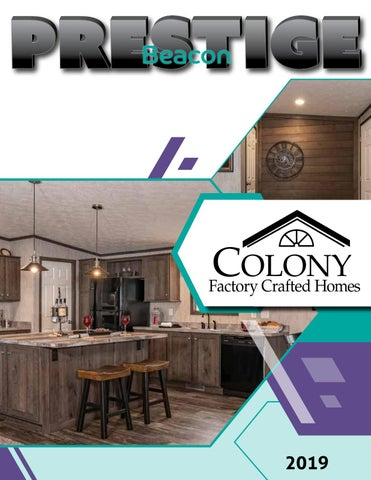 Colony Factory Crafted Homes Beacon Prestige By The Commodore