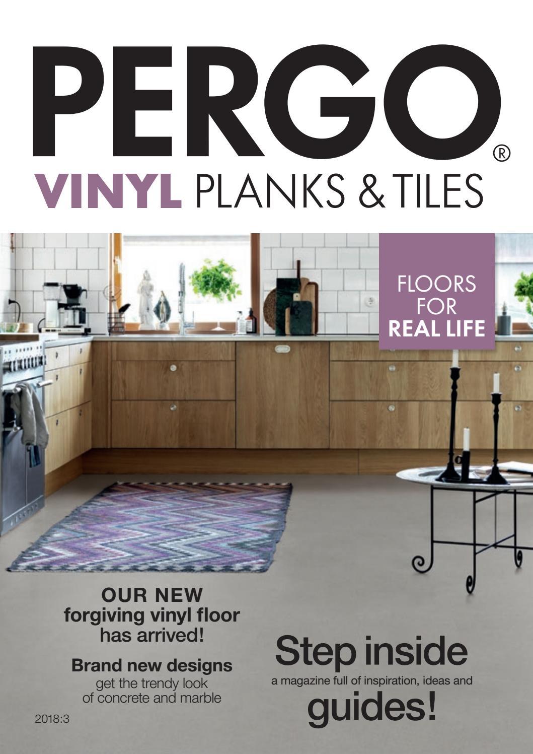 PERGO | VINYL | 2018 | EN