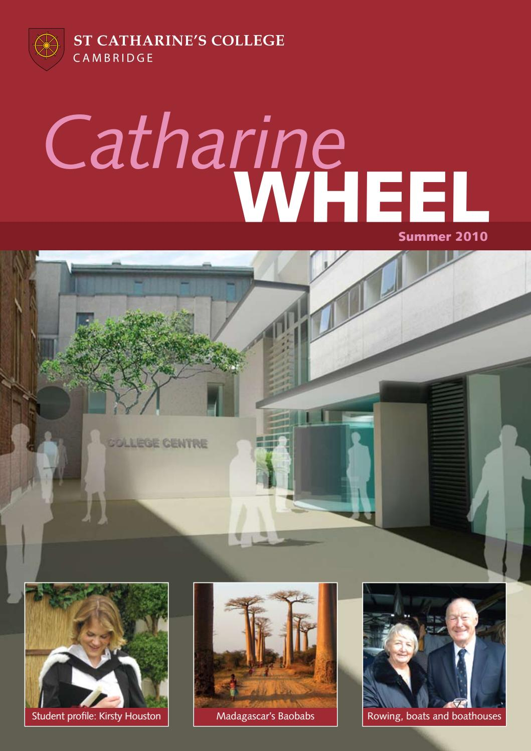The Wheel 2010 by St Catharine's College - issuu