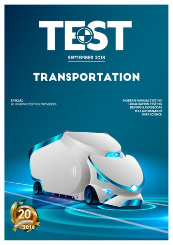 TEST – September 2018 by 31 Media - issuu