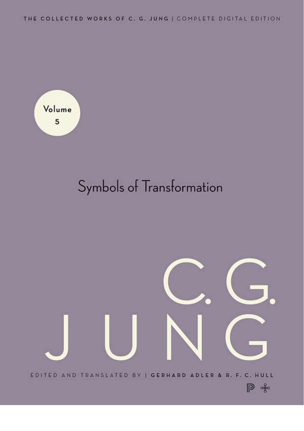Symbols of Transformation Carl Jung CW5 Part1 by Jihad Allam - issuu