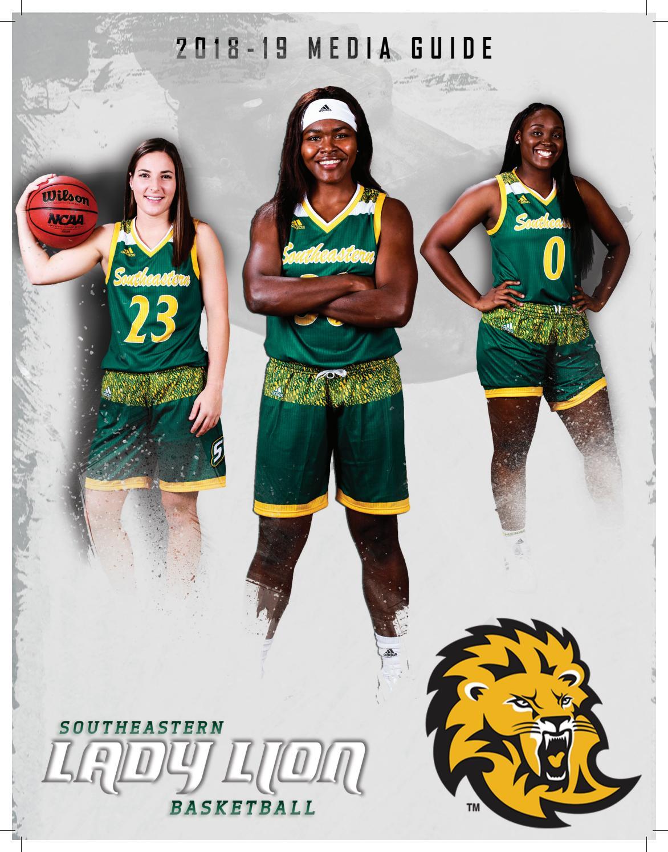 00f4e903 2018-19 SLU Women's Basketball Media Guide by Southeastern Louisiana  University Athletics - issuu