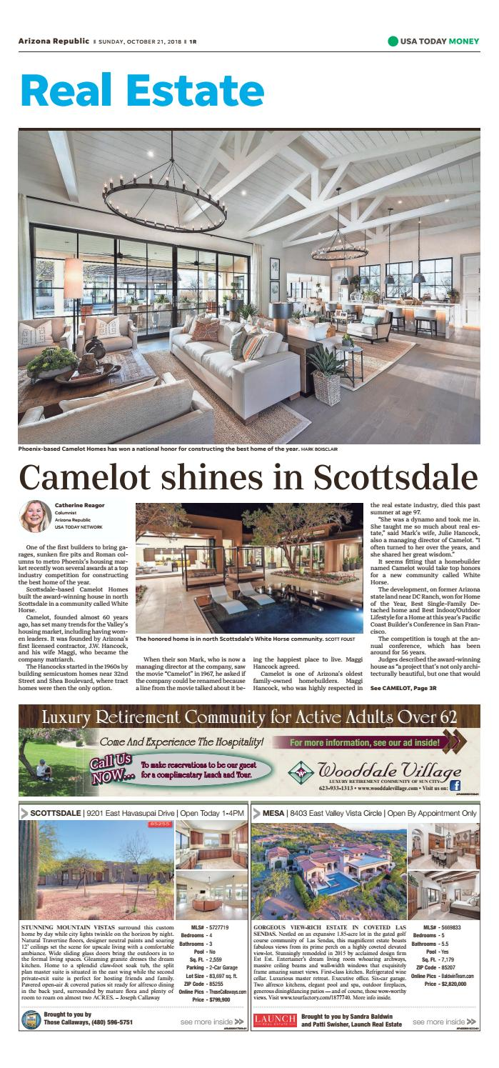AZ Real Estate 10-21-2018 by Republic Media Content Marketing - issuu