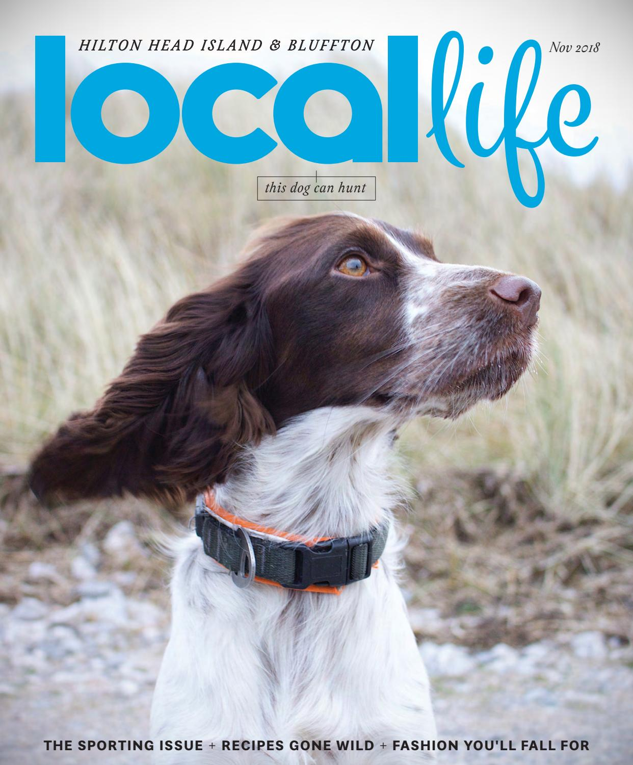 9dc6a4ad32 Local Life Magazine November 2018 by LocalLife - issuu