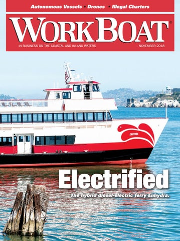 Workboat November 2018 By Running Insight Issuu