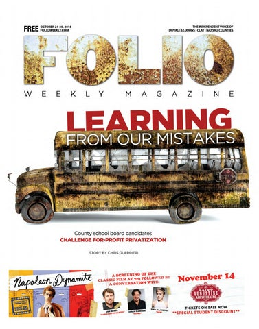 a6ee22a5 Learning From Our Mistakes by Folio Weekly - issuu