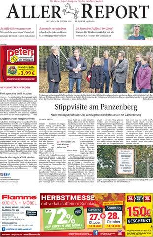 Weser Report Achim Oyten Verden Vom 24 10 2018 By Kps