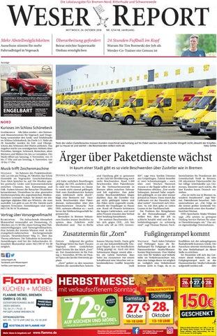 Weser Report Nord Vom 24 10 2018 By Kps Verlagsgesellschaft Mbh