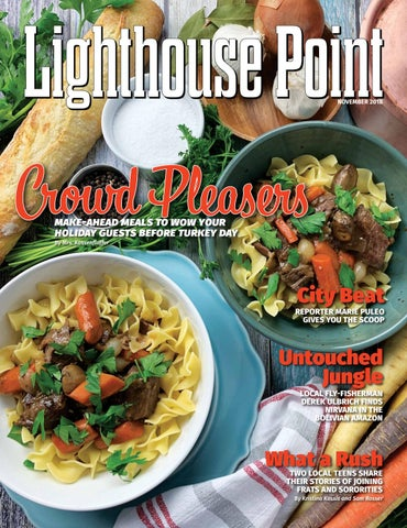 9d9a34d0739f8 Lighthouse Point Magazine November 2018 by Point! Publishing - issuu