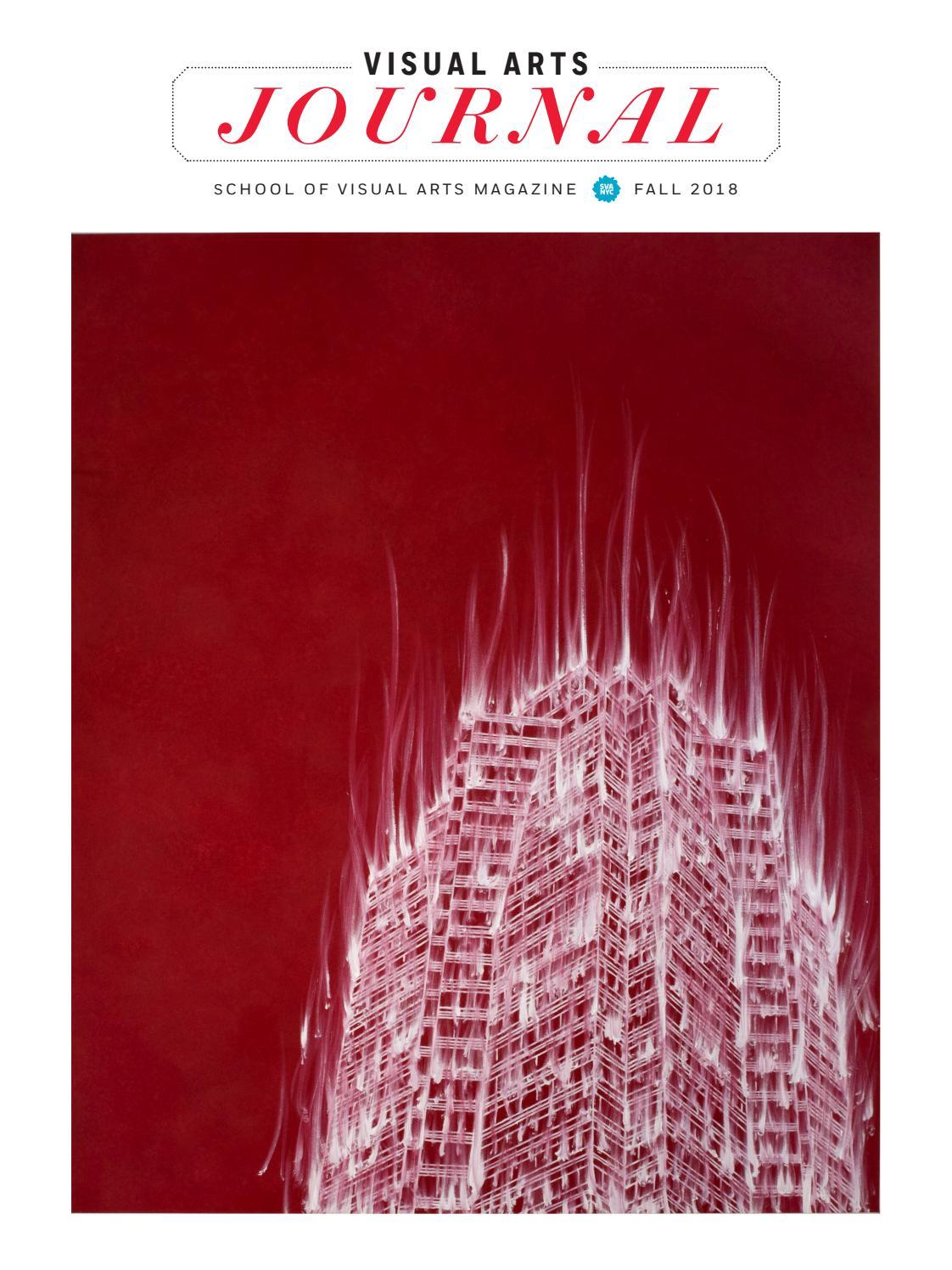 Fall 2018 By Sva Visual Arts Journal Issuu Model Railroad Electrical Wiring Nathaniel A Haas