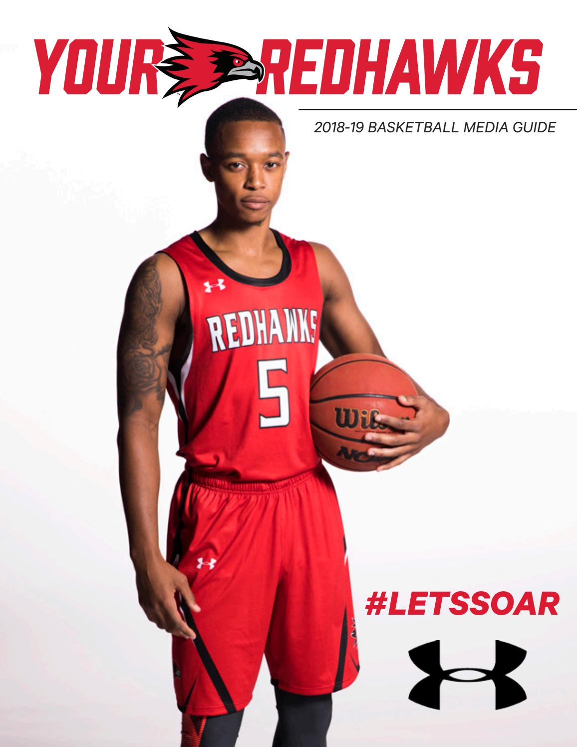 ae0c49bbdd7 2018-19 Southeast Missouri Men s Basketball Guide by Southeast Missouri  Redhawks - issuu