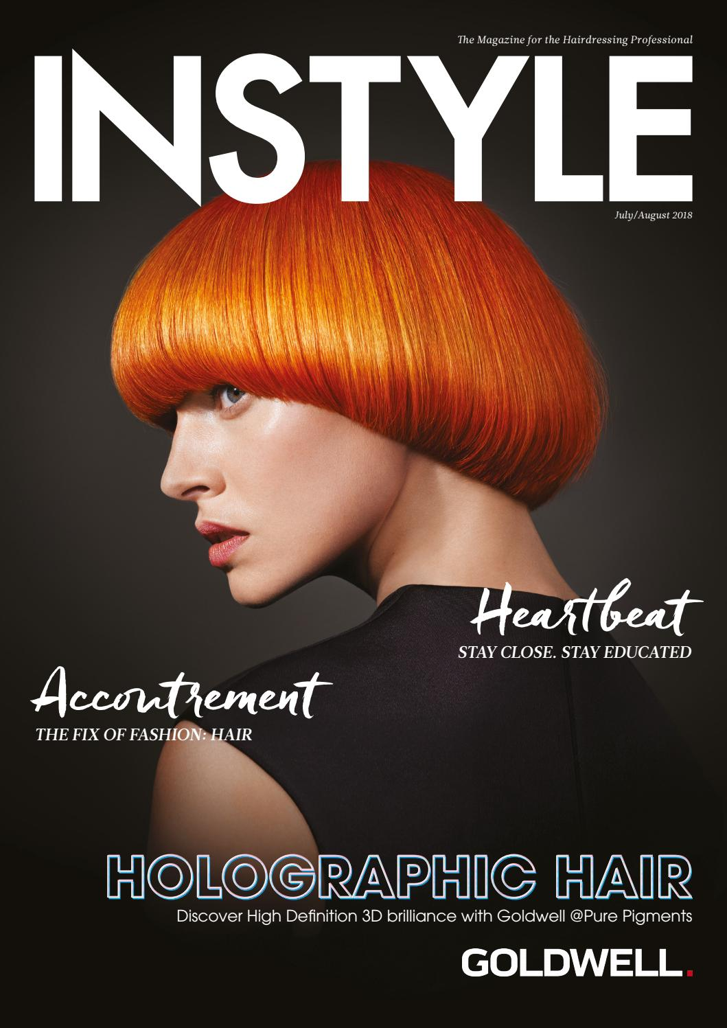 bfdd620ef21 INSTYLE July August 2018 by The Intermedia Group - issuu