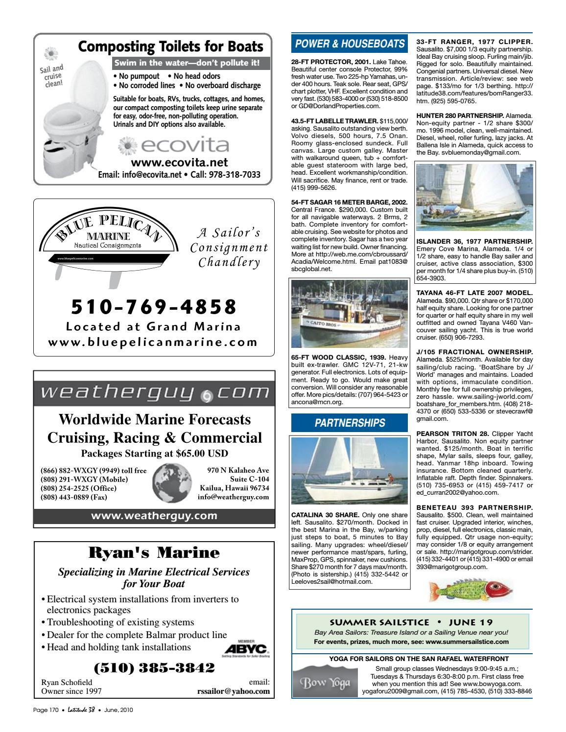Latitude 38 June 2010 by Latitude 38 Media, LLC - issuu