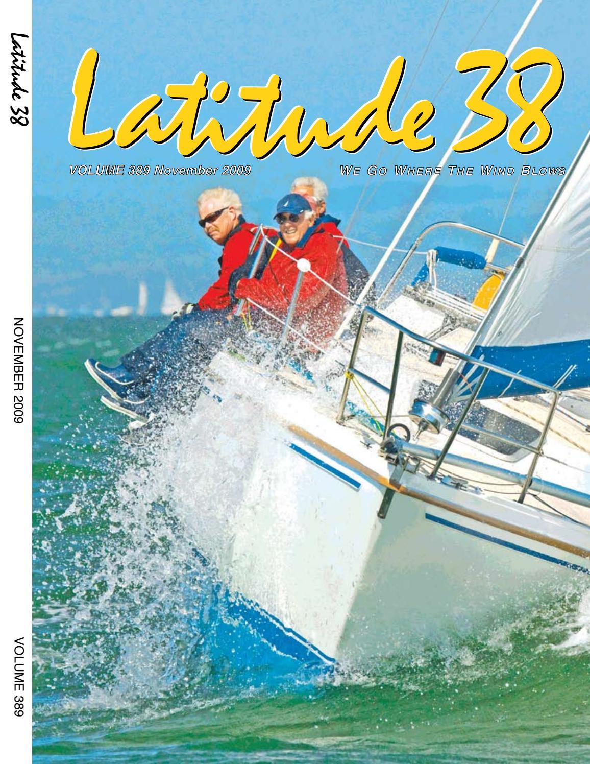 a55425f5 Latitude 38 November 2009 by Latitude 38 Media, LLC - issuu