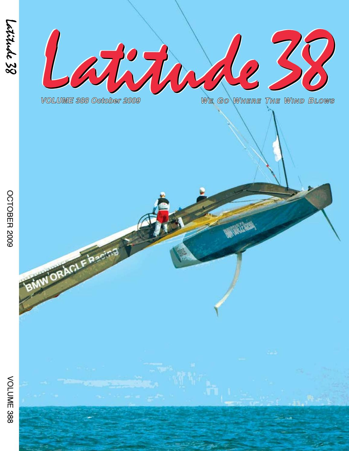 Latitude 38 October 2009 by Latitude 38 Media, LLC - issuu