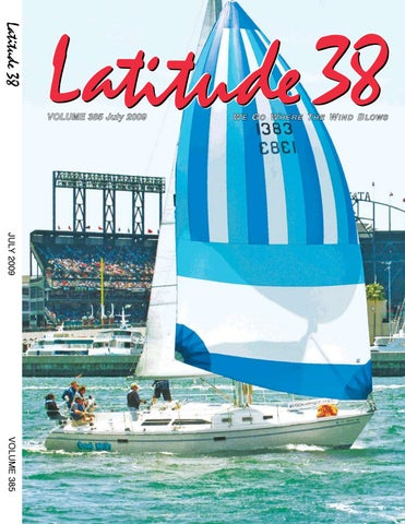 Latitude 38 November 2009 by Latitude 38 Media, LLC issuu
