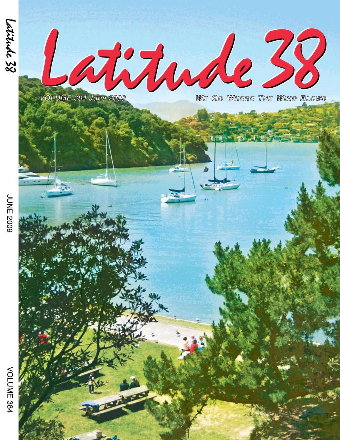 Latitude 38 June 2009 by Latitude 38 Media a1c7dd08f48e1