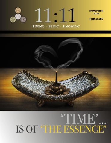 1111 Magazine Time Is Of Essence By 1111 Magazine Devoted To