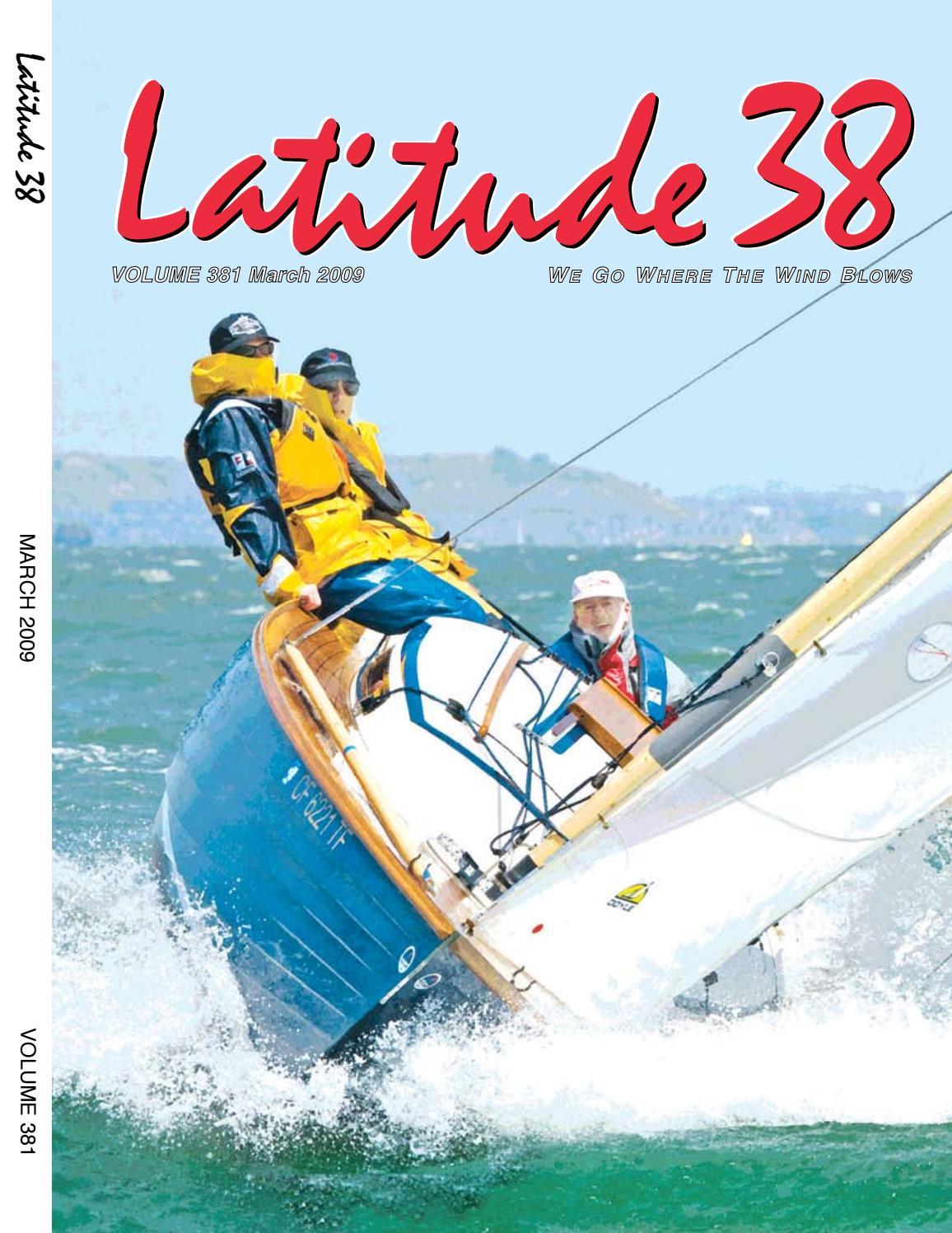 Latitude 38 March 2009 by Latitude 38 Media 6ea344ddb71