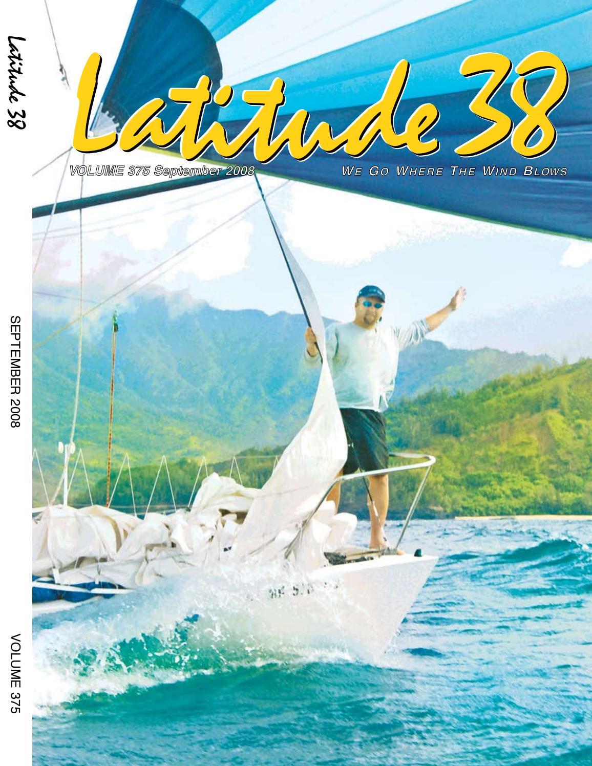Latitude 38 September 2008 By Media Llc Issuu Honda 12000 Watt Portable Generator Wiring Diagram