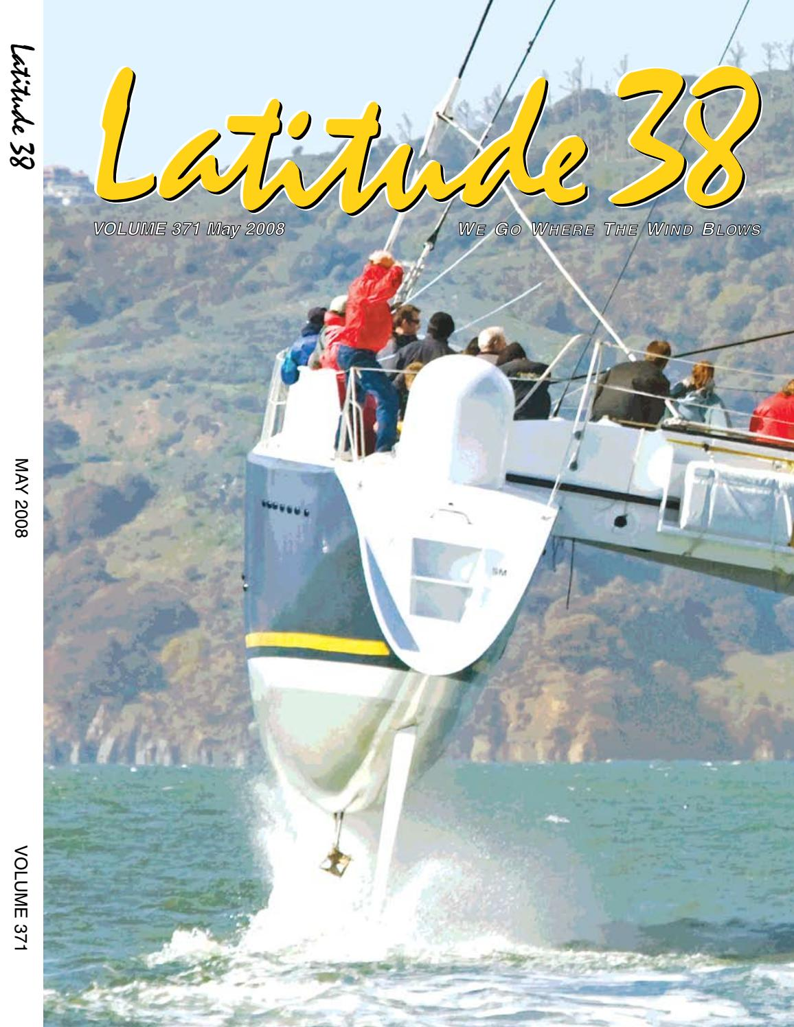 Latitude 38 May 2008 By Media Llc Issuu Boat Trailer Light Wiring Harness 4 Flat 35ft To Redo Lights