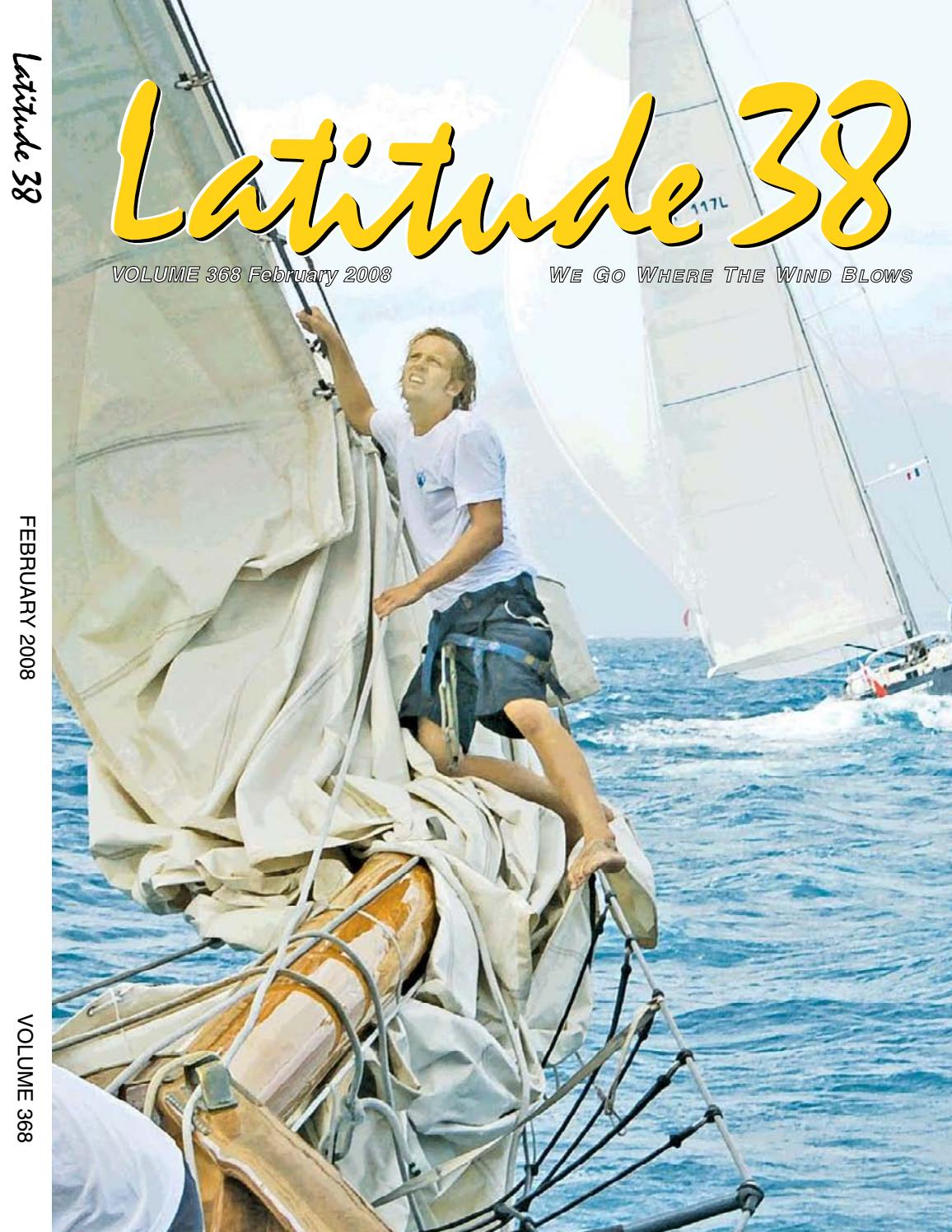 Latitude 38 February 2008 By Media Llc Issuu Blade Fuse Tap Holder Add A Circuit Line Car Truck Rv Van Boat Ebay