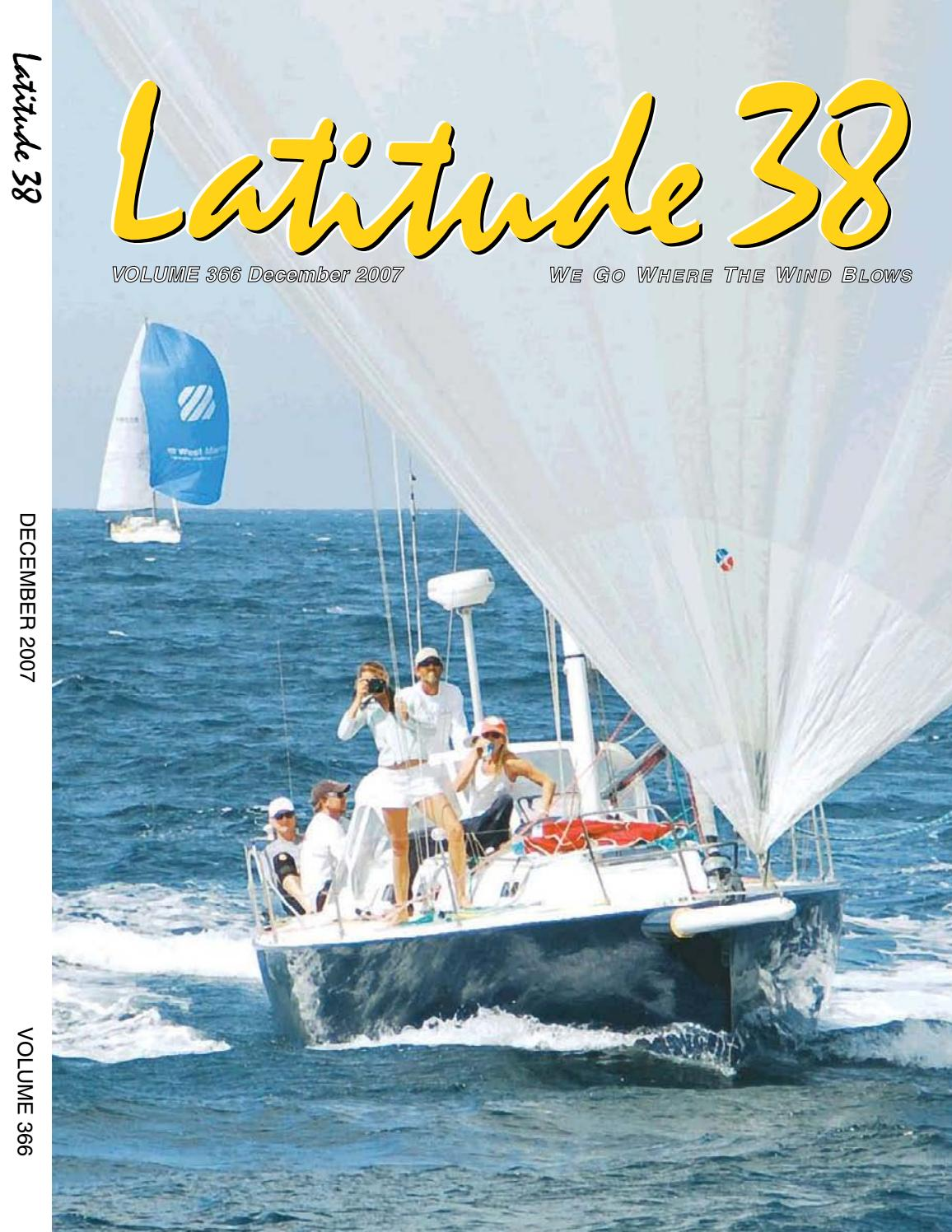 Latitude 38 December 2007 by Latitude 38 Media, LLC - issuu