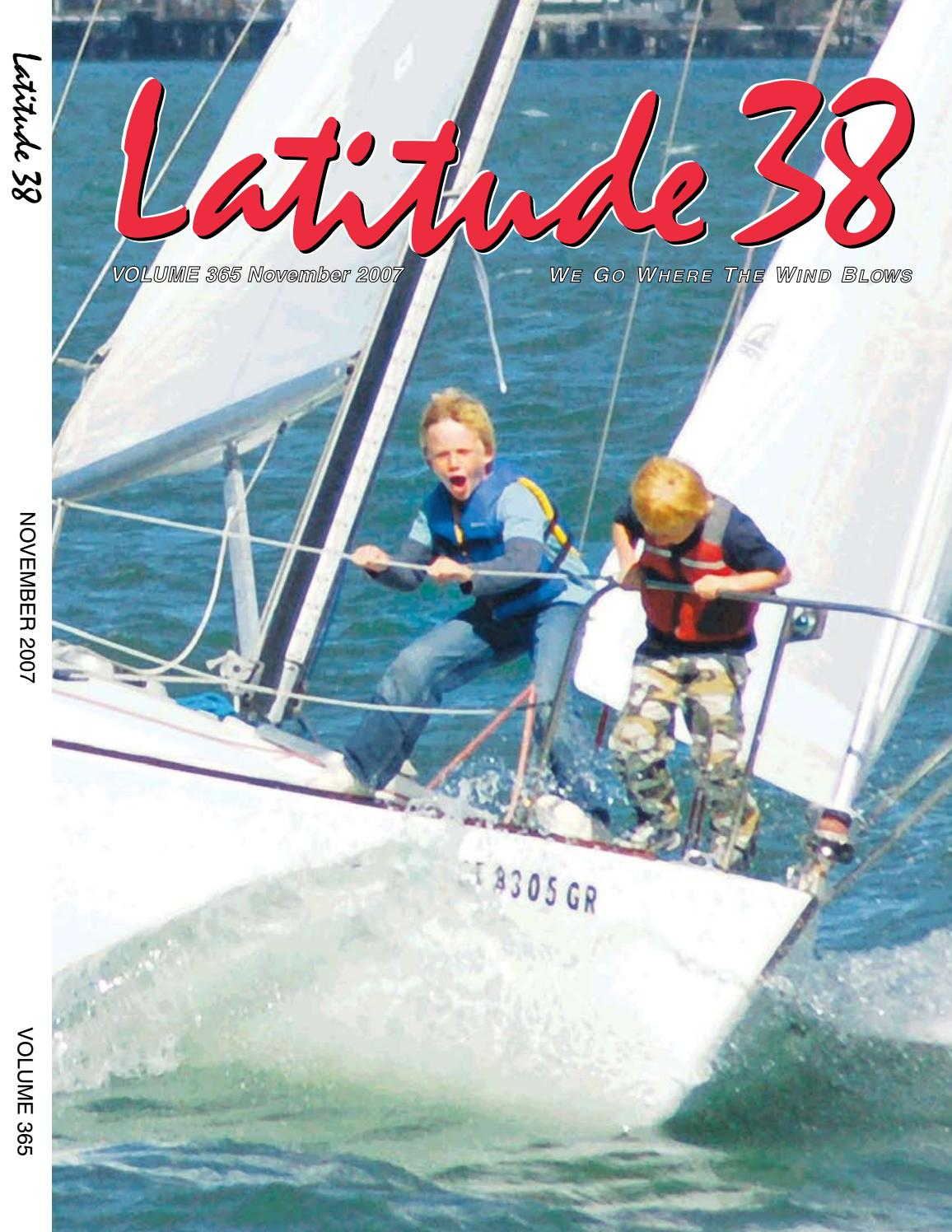 69be5bcd Latitude 38 November 2007 by Latitude 38 Media, LLC - issuu