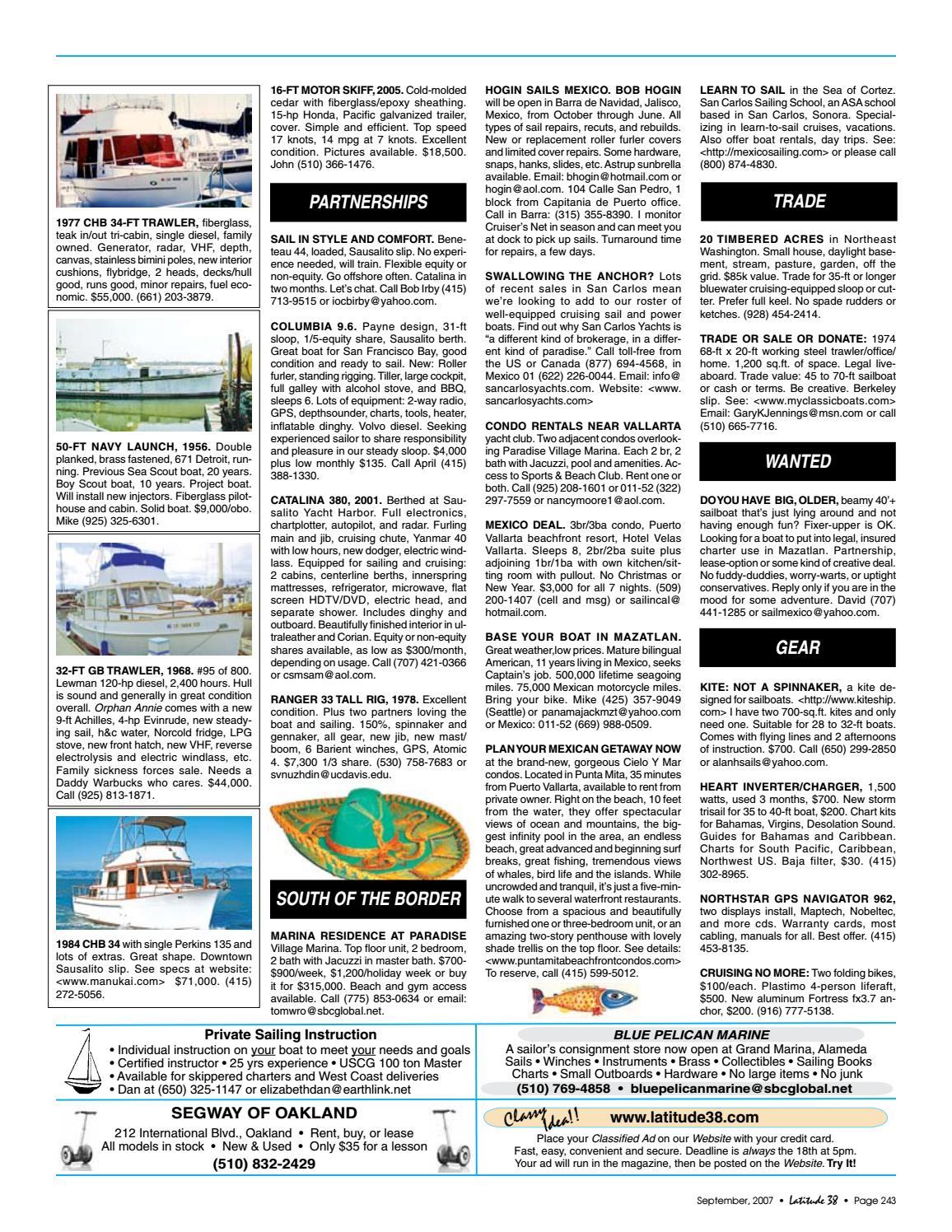 43f168edff462 Latitude 38 September 2007 by Latitude 38 Media