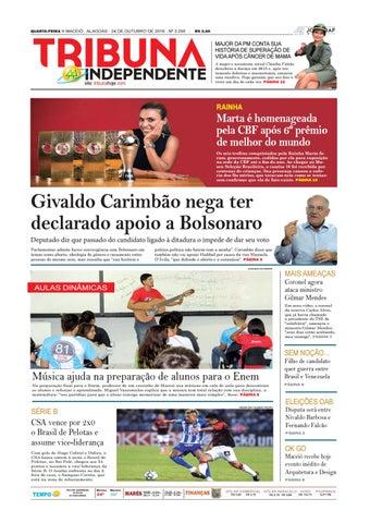 ff267413fa8 Edição número 3255 - 24 de outubro de 2018 by Tribuna Hoje - issuu