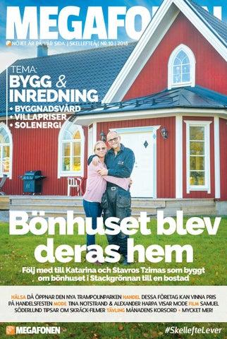 Megafonentidningen nr 10 2018 by Megafonen Skellefteå - issuu 8bec0ca415bcb