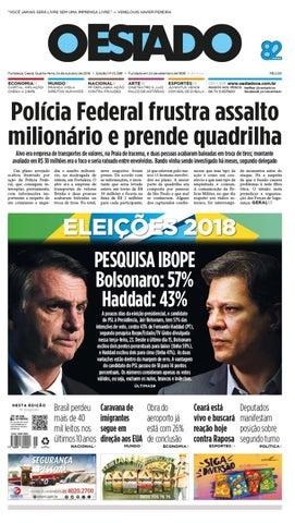 0ab1e26b814ff 24 10 2018 – Edição 23396 by Jornal O Estado (Ceará) - issuu