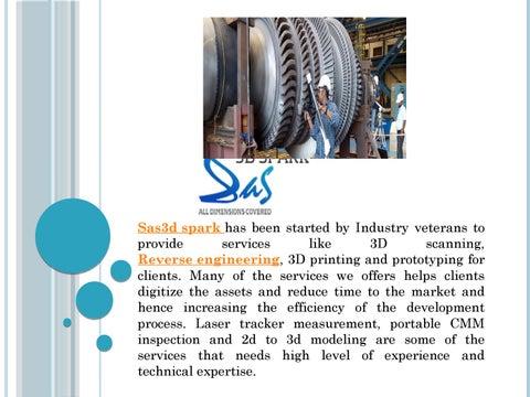 Sas3dspark- 3d scanning, Reverse Engineering, 3d modeling, 3d