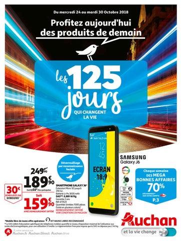 Auchan Les 125 Jours Qui Changent La Vie By Schiever Issuu