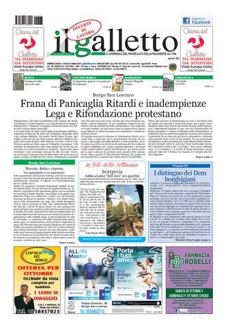 galletto 1373 del 13 ottobre by Il Galletto Giornale - issuu 128bae673d06