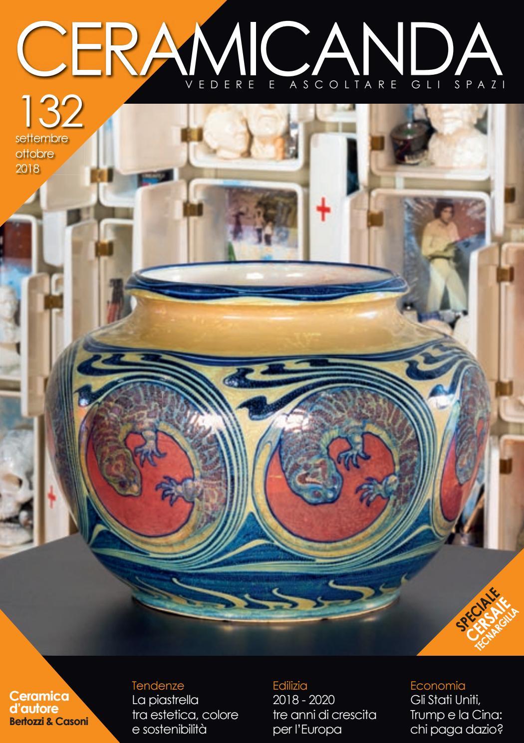 Cersaie 2020 Calendario.Ceramicanda N 132 By Ceramicanda Issuu