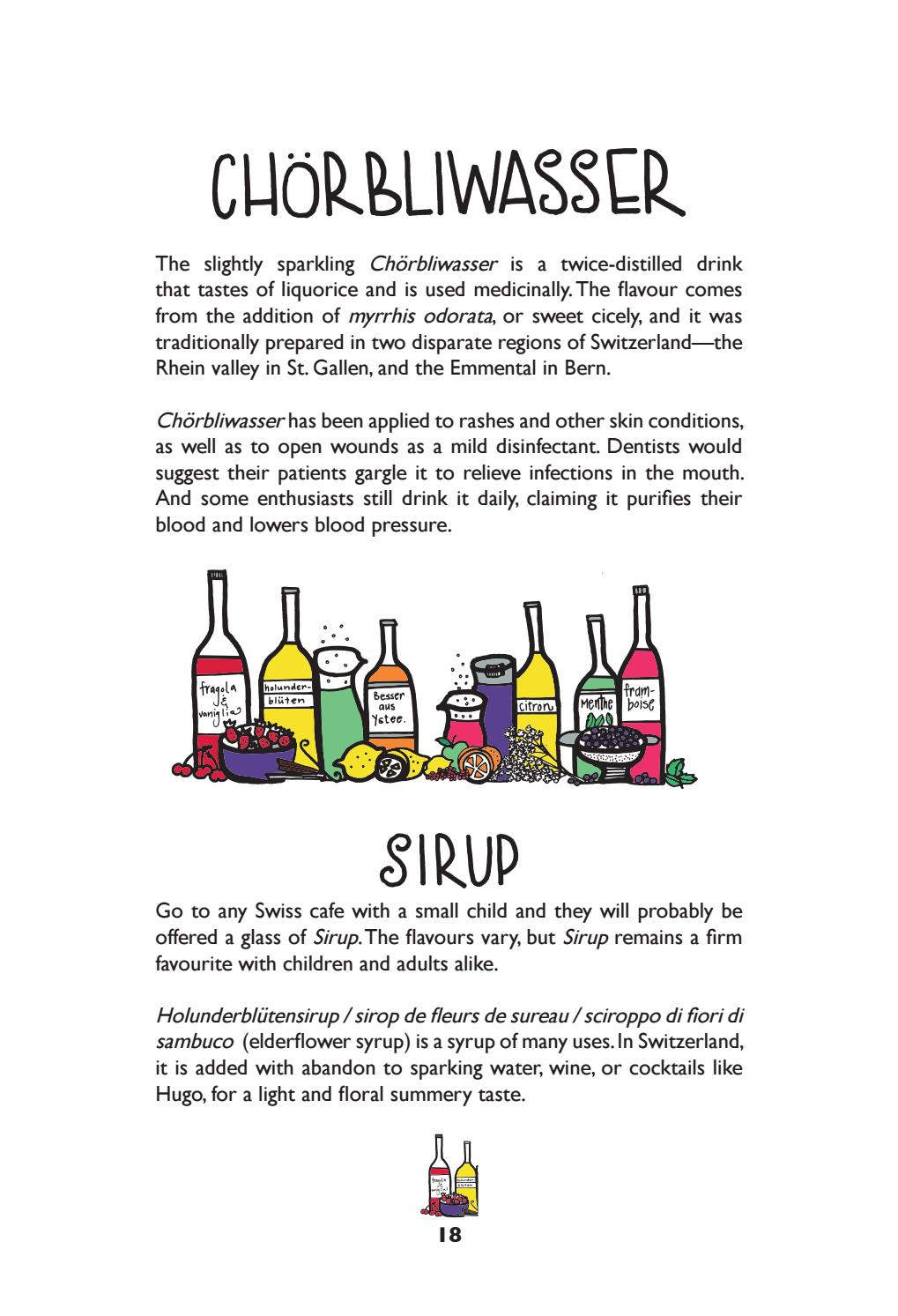 Drink like the Swiss by BergliBooks - issuu