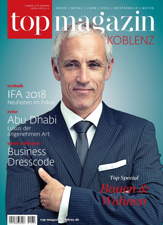 aa4ffb6a005722 Top Koblenz Herbstausgabe 2018 by Top Magazin - issuu
