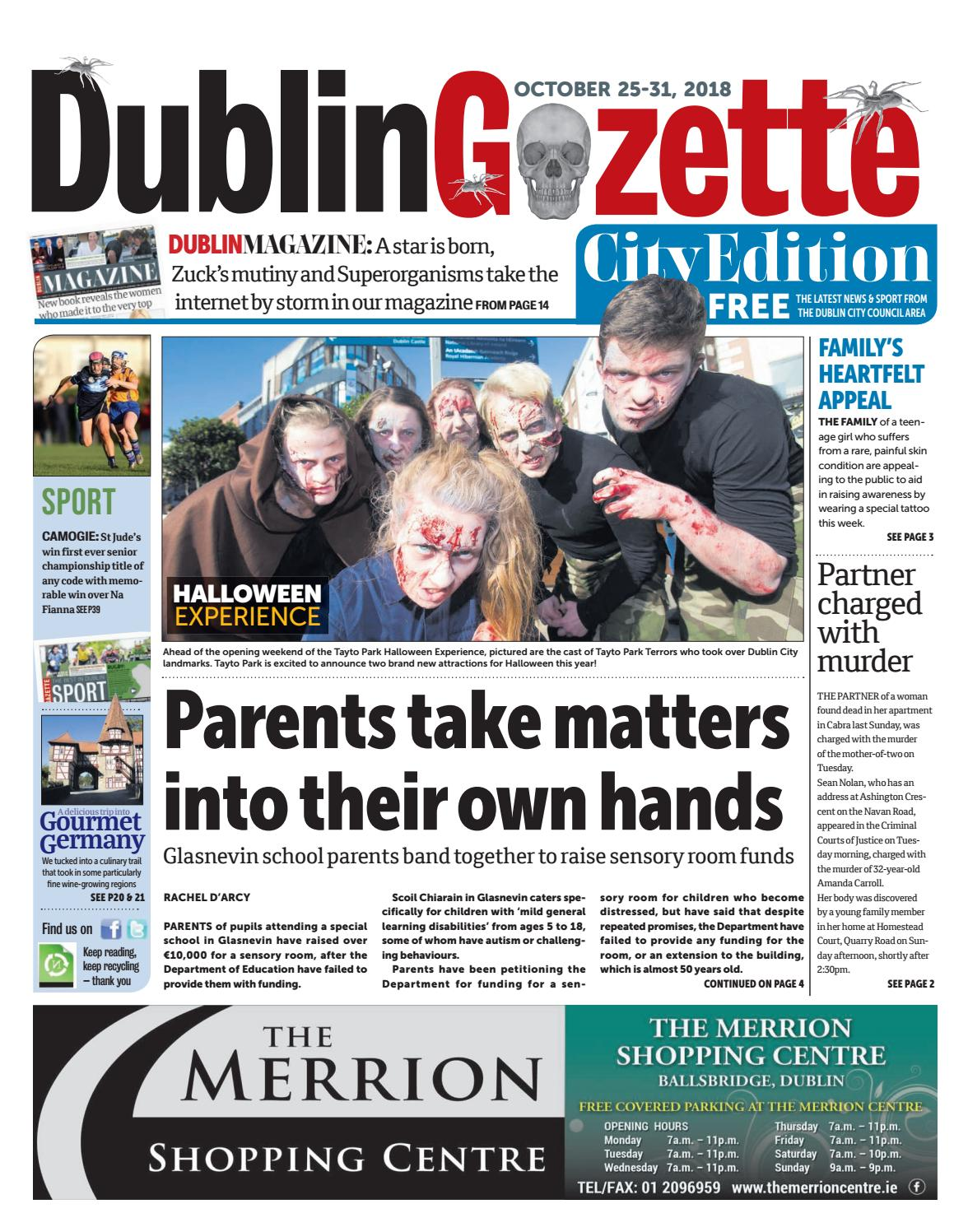 Dublin Gazette: City Edition by Dublin Gazette - issuu