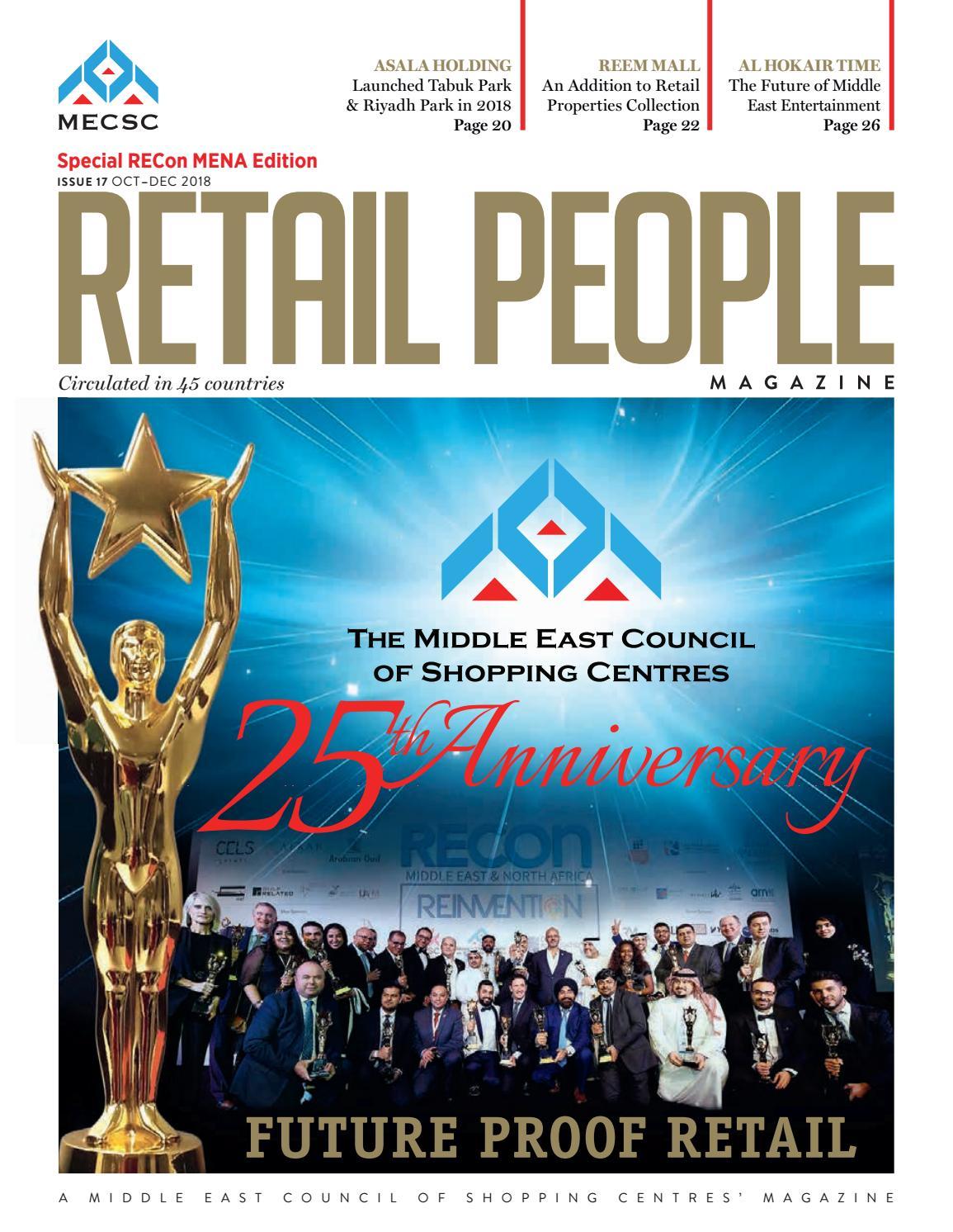 67ec22fb95fec0 Retail People Magazine – Issue 17 by Motivate Publishing - issuu